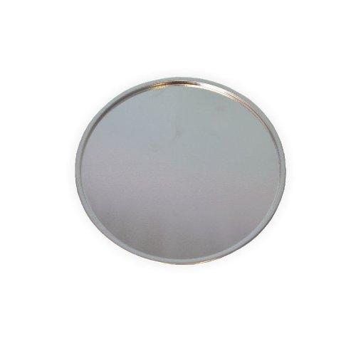 Metallschmelzform für Schmelzgranulat rund 80 mm