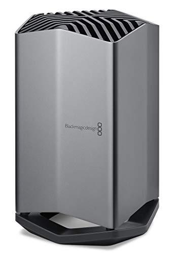 Blackmagic eGPU Thunderbolt 3 RX580 - Externe Grafikkarte für Apple MacBook Pro -