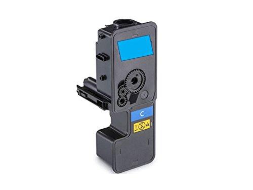 Preisvergleich Produktbild Toner kompatibel zu Kyocera ECOSYS 5521 cdn M 5521 cdw 5021 P 5021 cdn 5021 cdw 5021 Series, 1x cyan / blau, 2.200 Seiten, ersetzt 1T02R9CNL0 / TK-5230C