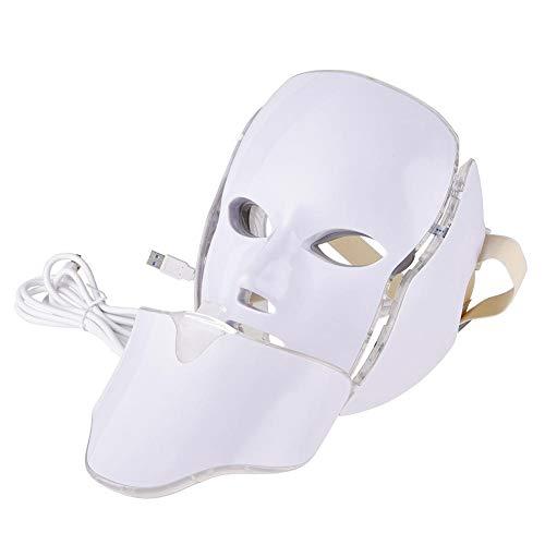 Oddity Equipos cuidado cara 7 colores LED Máscara