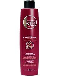 Shampoing SANS SULFATES à la KERATINE & ACIDE HYALURONIQUE - KERAGOLD Pro - DD kératine - 250ml