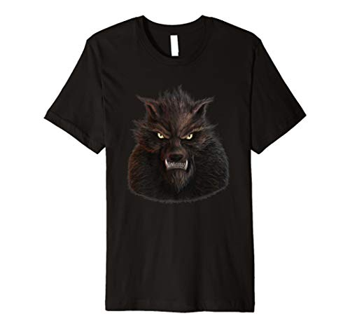 Formwandler Werwolf Horror Wolfman Halloween -
