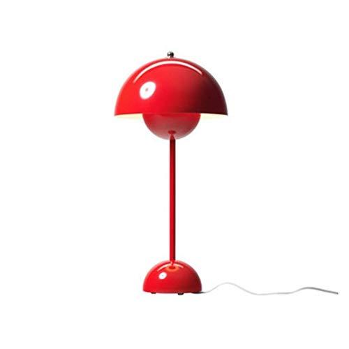 Lampe Verner Panton Flowerpot Lackierte Tischlampe E27 Lesepultleuchte für Heimtextilien, B