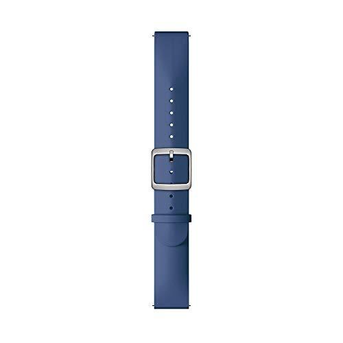 Nokia – Silikonarmband, blau (blau),40 mm