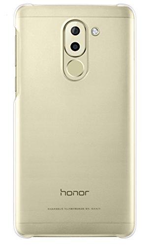 Honor 6X PC Mobile Case Cover (Transparent)