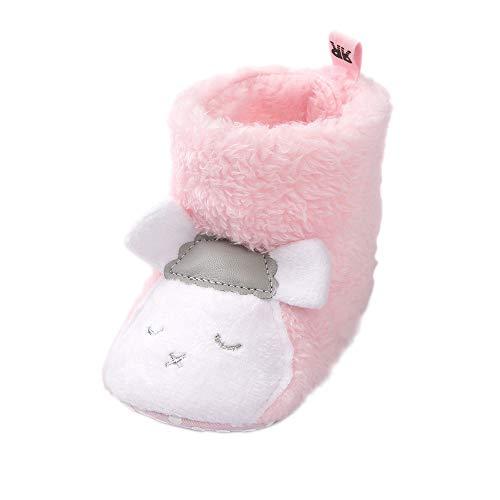 Lacofia Botas Pantuflas Animal Invierno Suela Suave