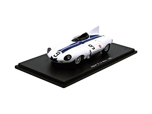 Preisvergleich Produktbild Jaguar D No.9 LeMans 1955 (P. Walters - W. Spear)