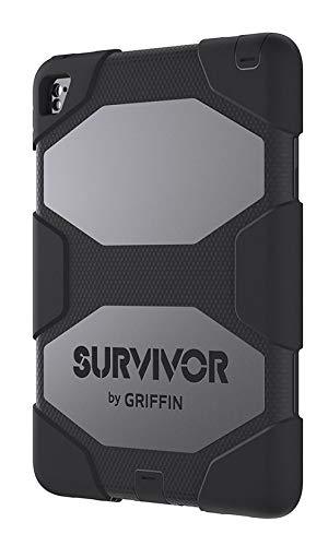 "Griffin Survivor All Terrain Etui pour iPad Air 2/iPad Pro 9,7"" Noir"