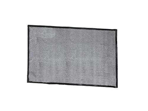 Teppichwahl Fußmatte Tirza 70 x 120 cm Bordeaux (grau)