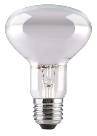 reflektorlampe r80 75 watt e27 matt strahler spot nr80 birne lampe beleuchtung. Black Bedroom Furniture Sets. Home Design Ideas