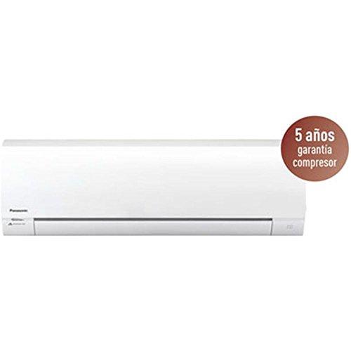 Panasonic - Aire acondicionado Split 1x1 Inverter KITUE18RKE con 4.300 frig/h y...