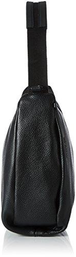 Mandarina Duck - Mellow Leather Tracolla, Borsa a tracolla Donna Nero