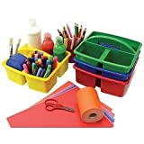 Classroom Desktop Storage Caddies - Pack of 4 (230 x 230 x 130mm)