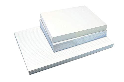 Papier do pisania A3 Unipap w linie 500 arkuszy 1 ryza