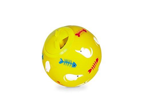 Nobby Snackball Katze  7,5 - Katzenspielzeug Snackball