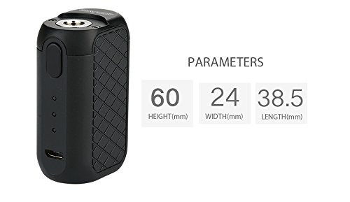 Digiflavor uBox 1700mAh Nano Box E-Zigarette Akkuträger Battery-pack