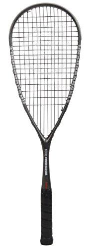 Unsquashable Squashschläger Inspire Y-8000, Long-String, 100% Carbon4 mit Kevlar, Profiracket mit max. Power, 296169