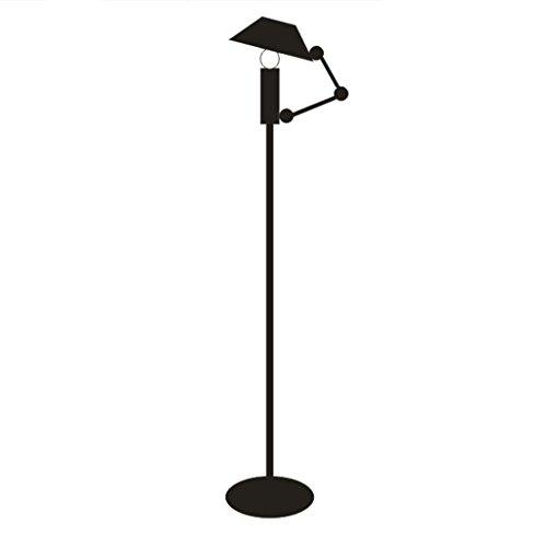 ... Nordic Einstellbare LED Kappe Personalisierte Vertikale Stehleuchte,  Moderne Schlafzimmer Wohnzimmer Lesen Kinder Metall Stehleuchte ...