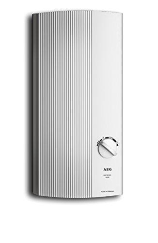 AEG 229296 DDLE Basis elektronischer Durchlauferhitzer EEK A, 11 kW druckfest für die Küche