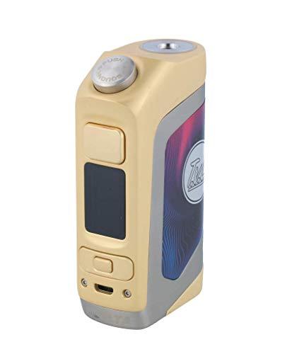 Delta Akkuträger mit max. 100 Watt - von Revenant Vape - Farbe: gold -