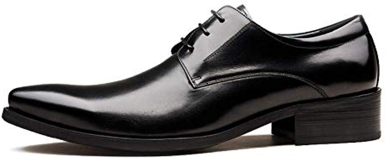 Scarpe da da da Uomo Comode Scarpe da Lavoro della Moda Britannica Scarpe A Punta di Lacci Casual | Colori vivaci  | Uomo/Donne Scarpa  4a76e5