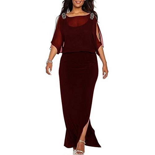 Mujer Vestido Elegante Casual Playa Bohemio Dress