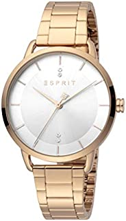 ESPRIT Women's Macy Fashion Quartz Watch - ES1L215M
