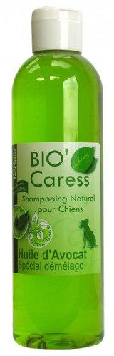shampoing-biocaress-pour-chiens-special-demelage-a-lhuile-davocat