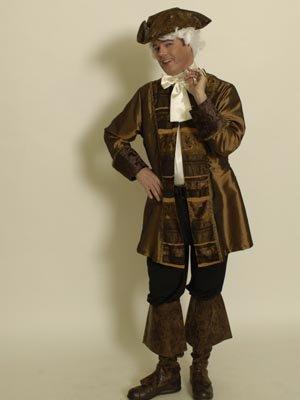 Edle Renaissance Kostüm - Generique - Edles Barock-Herrenkostüm Renaissance