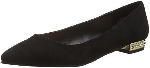 New Look - Wide Fit Krazed, Scarpe col tacco Donna Nero (Black (01/Black))