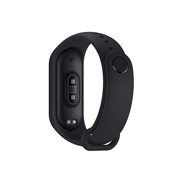 Xiaomi Band 4 Pulsera de Fitness Inteligente Monitor de Ritmo cardíaco 135 mAh Pantalla Color Bluetooth 5.0 más Reciente 2019, Negro 9