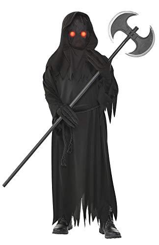 amscan Kinder Halloween-Kostüm mit leuchtenden Augen und