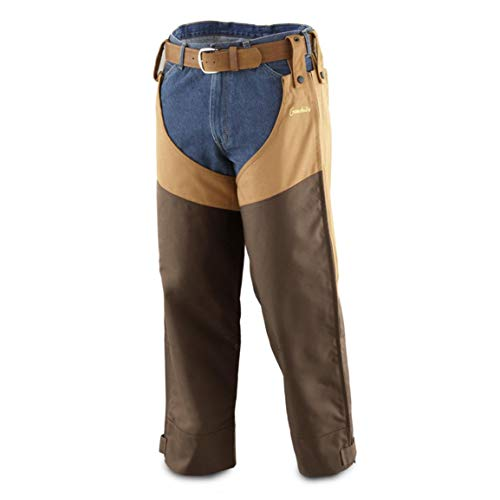Gamehide Upland Series Heavy Chaps, L/XL -