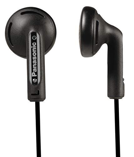 Panasonic RP-HV094E-K - Auriculares Boton Cable In-Ear