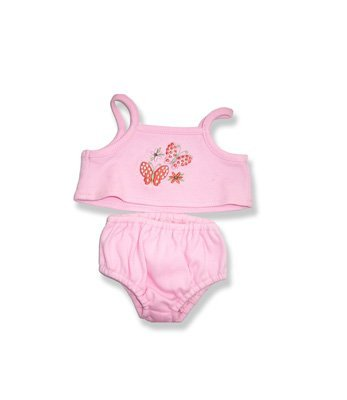 Girls Cami Set - 7000 Fits 15 - 16 bears, includes Build a Bear, The Bear Mill, and Stuff your own Animals. -