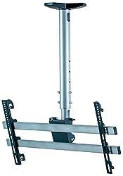 "VCM Universal LED LCD Plasma TV Fernseh Deckenhalterung Halterung Höhenverstellbar Neigbar Schwenkbar ""TDH 4 Mini"""