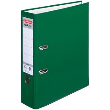 Besch Farbe herlitz 9942608 ordner max file protect a4 5cm grün pp