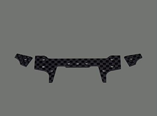 Generic RC MINI 4WD Tamiya carbon fiber 1.5mm VS chassis Front support bracket