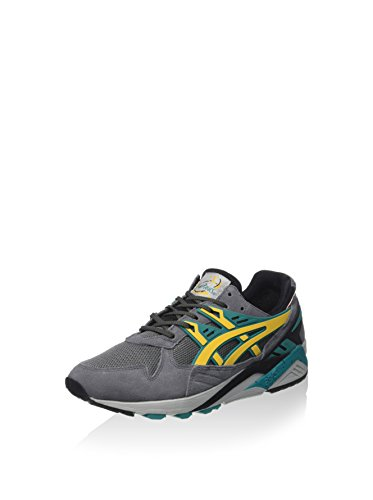Asics Gel-Kayano Trainer, Chaussures Mixte Adulte Gris