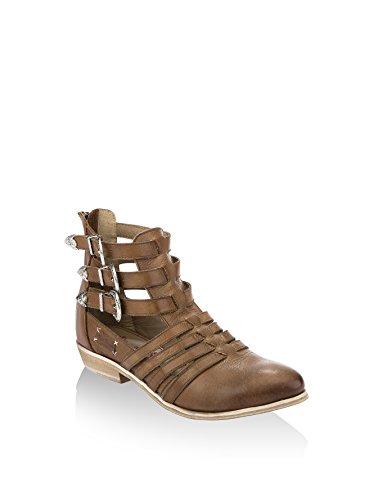 Pepe Jeans Shoes-Sandali da donna, (marrone), 38 EU