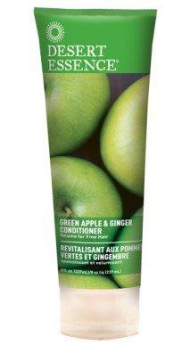DESERT ESSENCE Après-Shampooing Bio Pomme Verte Gingembre - 237 ml