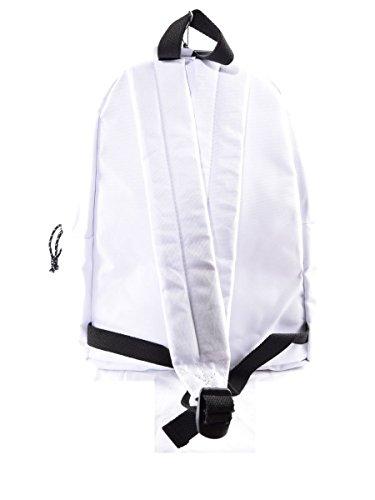Boy London , Damen Rucksackhandtasche Einheitsgröße Bianco