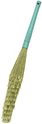 Spotzero By Milton Zero Dust Floor Broom (Aqua Green)