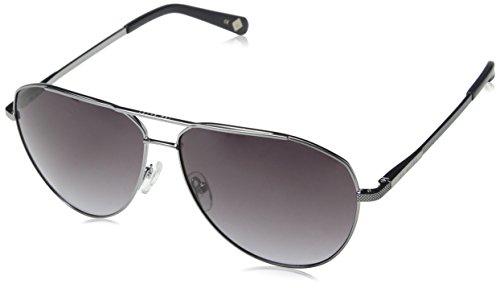 Ted Baker Sunglasses Unisex Reese Sunglasses, Gunmetal, 61