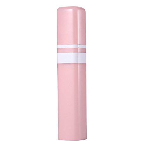 Mini-USB-Ventilator in Lippenstift-Form, tragbar, USB-Ladegerät, Powerbank-Ventilator, für Handy, PC, Tablet Rose