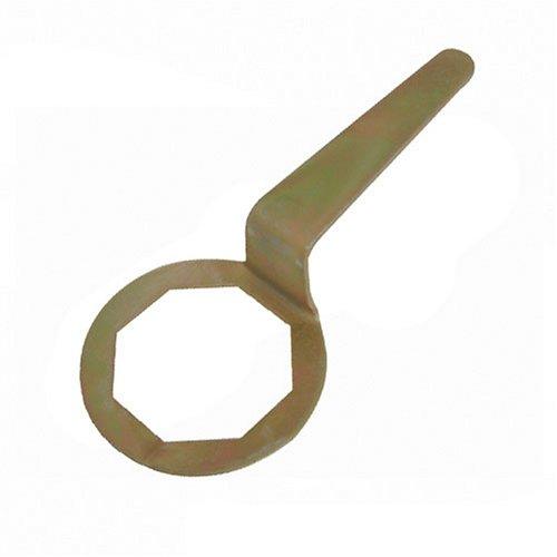 Silverline MS123 Achtkant-Ringschlüssel für Heizelemente Gebogen