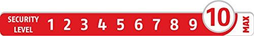 ABUS Scharnierseiten-Sicherung FAS101, weiß, 24490 - 6