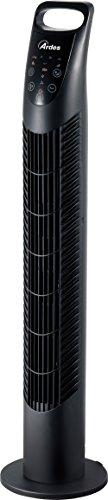 Ardes AR5T81R - Ventilador (Ventilador tipo torre para el hogar, Negro, Piso,...