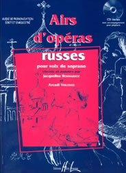 Airs d'opéras russes