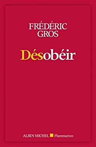 """Afficher """"Désobéir"""""""